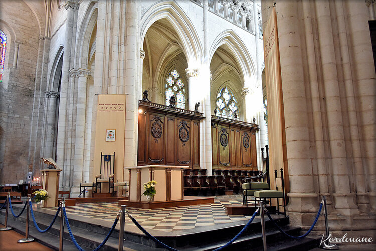Photos cathédrale Notre-Dame de l'Assomption - Choeur