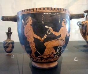 Paestum, skyphos