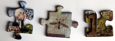le puzzle G terminé