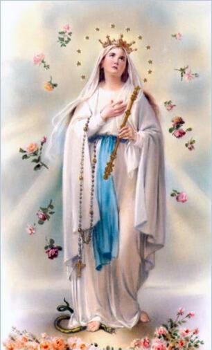 Prière : Le Magnificat