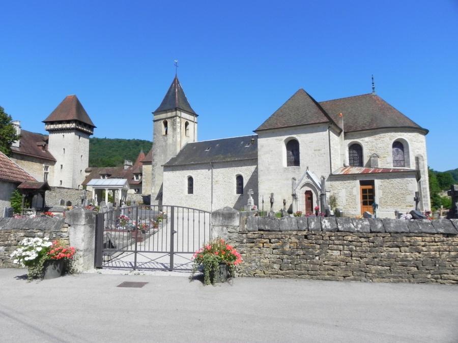 Cléron et Scey en Varais