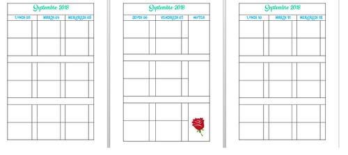 Mon cahier-journal 2018-2019