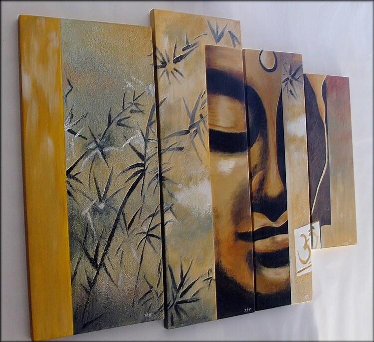 Bouddha (la paix intérieure) !....