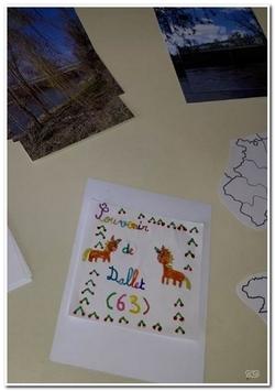 Projet Cartes postales 2018-2019