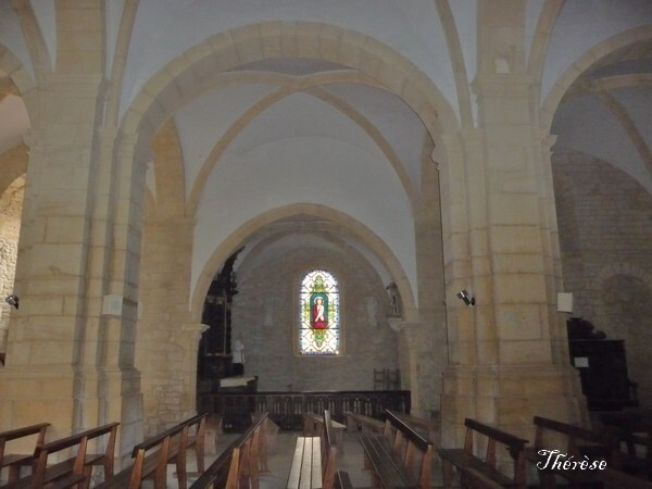 Mièges - intérieur de l'Eglise St-Germain (11)