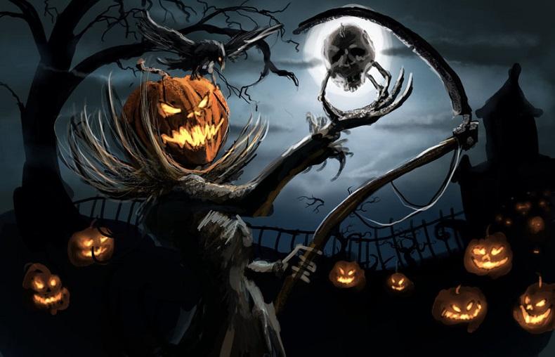 Joyeux Halloween [Défi du Lundi]