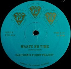 California Flight Project - Waste No Time