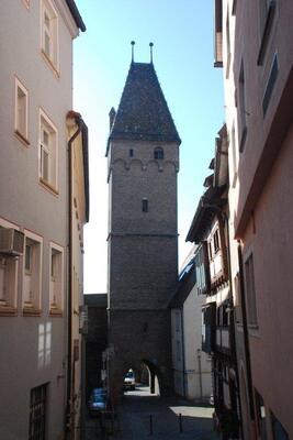 La tour du boucher, côté pile