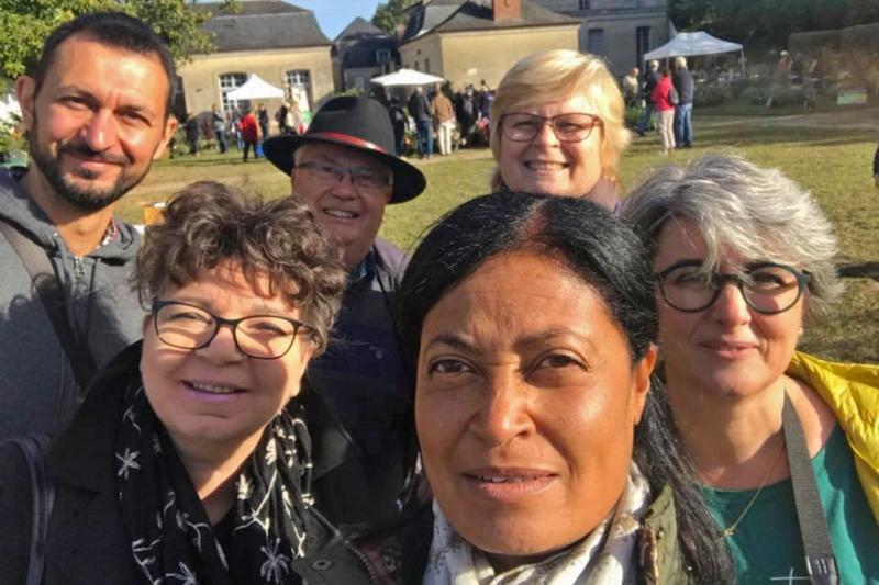Journées des Plantes et Art du Jardin de Jossigny 2018 : quand les blogueurs se font jury...