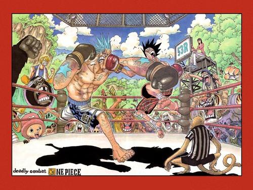 One Piece Saison 5 :
