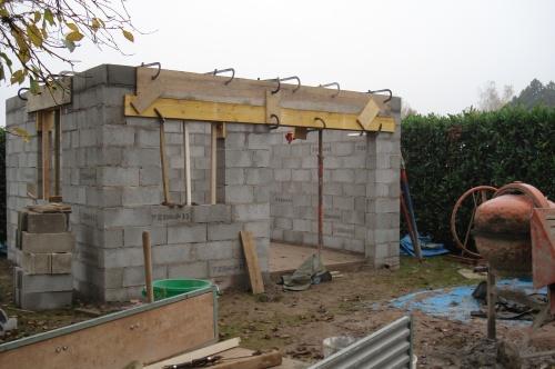 Accueil - Construction d\'un abri de jardin
