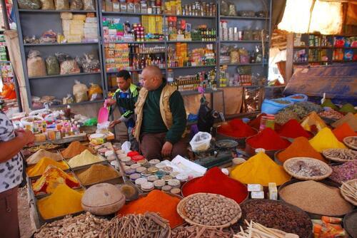 Le marchand d'épices