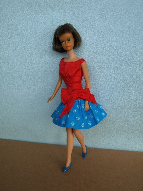 Barbie vintage : Best Bow Pak dress