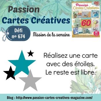 Passion Cartes Créatives#673 !