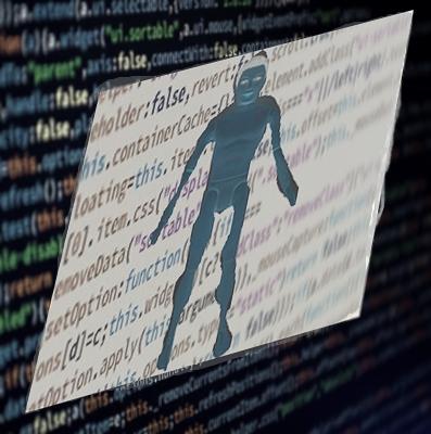 La non-mort algorithmique