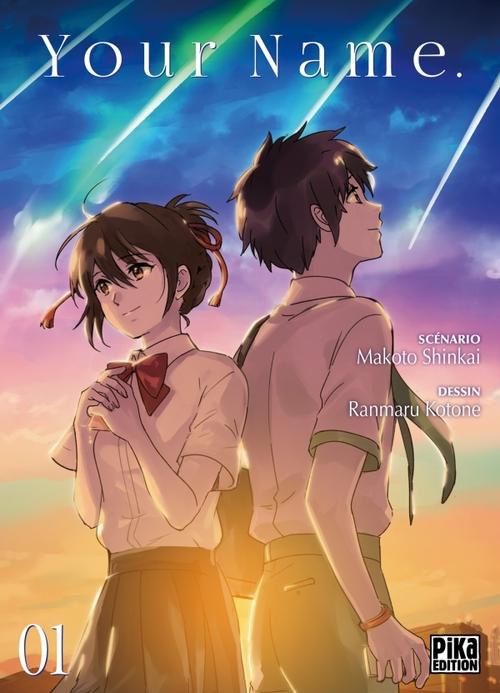 Your name. - Tome 01 - Makoto Shinkai & Ranmaru Kotone