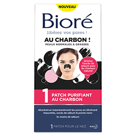 Patchs Purifiants au Charbon