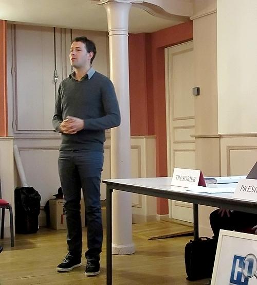 Assemblée Générale 2018 de l'Association des Usagers du Centre Hospitalier de Haute Côte d'Or (CH HCO)