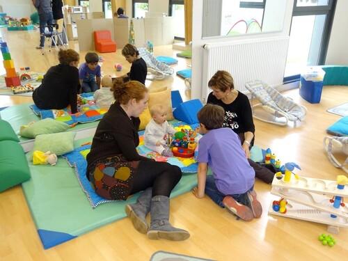 La Fête du jeu au Centre Social et de Loisirs de Châtillon sur Seine