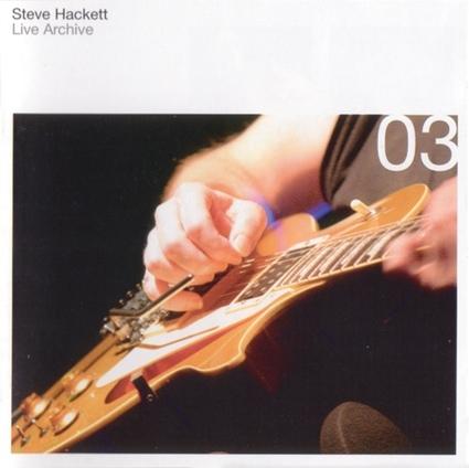 Steve Hackett (2002-