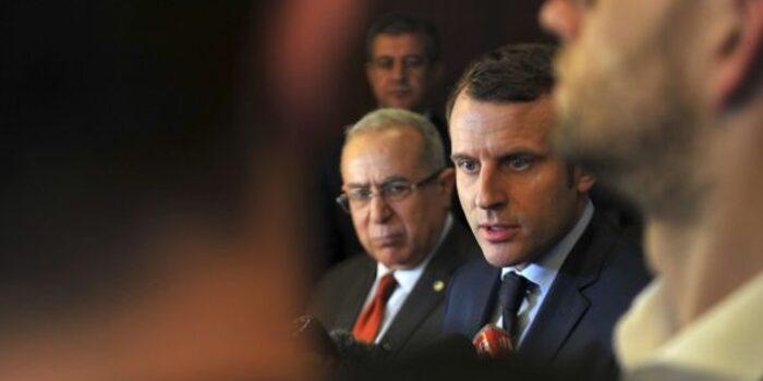 France-Algérie : Emmanuel Macron   se rendra à Alger le 6 décembre 2017
