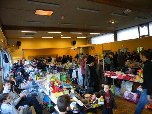 Bourse aux jouets 2012