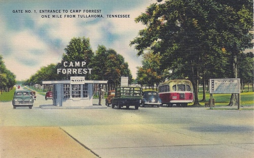 Camp Forrest - 17th A/B
