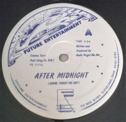 Andre Forget Me Not - After Midnight