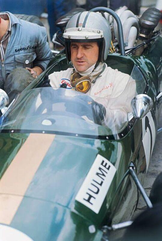 Denny Hulme (1965-1967)