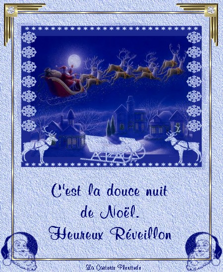 Réveillon Noël1