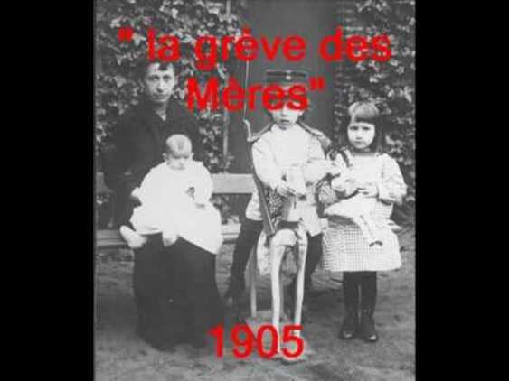 """Résultat de recherche d'images pour """"la grève des mères"""""""