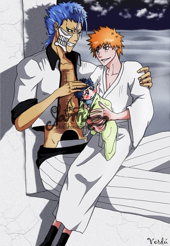bleach__our_first_child_by_chaosvalentine