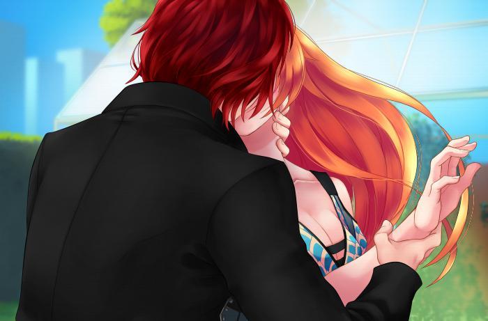 illustrazioni dolce flirt san valentino