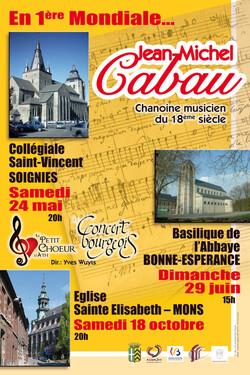 CONCERT BOURGEOIS - SOIGNIES - Samedi 24 mai 2014