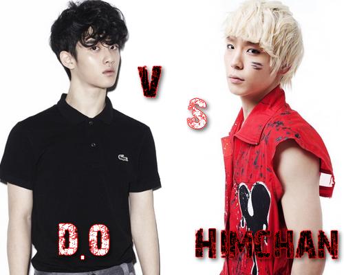 D.O (Exo-K) vs Himchan (B.A.P) - Round 39