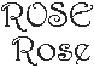 Dicton de la Ste Rose + grille prénom !