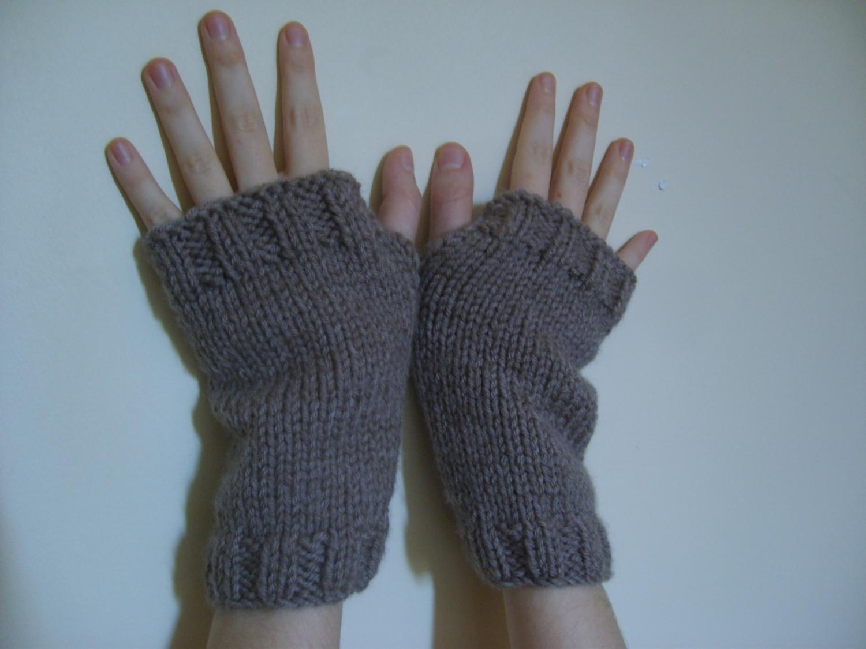 Tricoter des mitaines facile - Nos Conseils