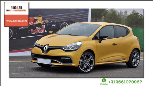 Location voiture Casablanca sur AidoCar.Com – Renault Clio