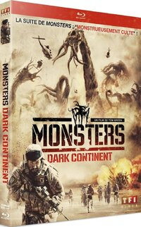 [Blu-ray] Monsters : Dark Continent