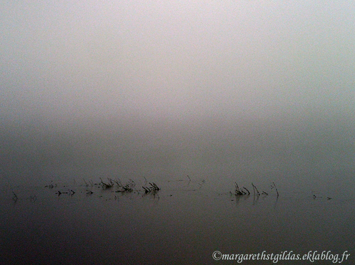 Loire et ciel confondus - Loire and sky confused
