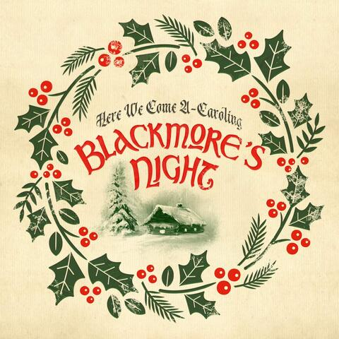 """BLACKMORE'S NIGHT - """"It Came Upon A Midnight Clear"""" Lyric Video"""