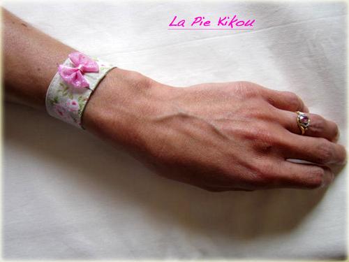 Les bracelets de Nana