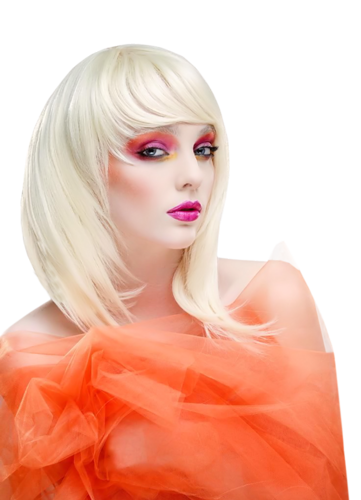 Femmes en Orange Série 8