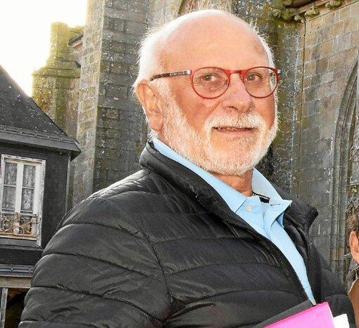 L'ancien maire Alain Pennec soutient la liste « Quimperlé, décidons ensemble » (LT.fr-10/03/20-18h18)
