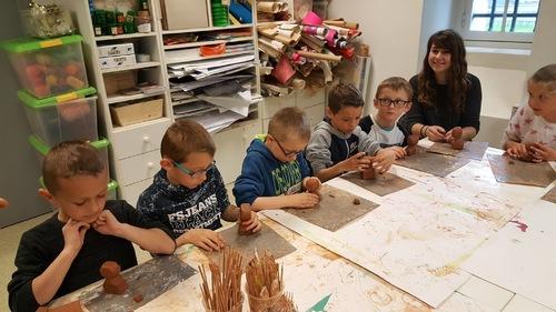 Visite au musée des beaux arts de Valenciennes