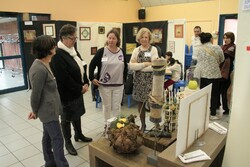 Exposition des Artistes Neuvillois