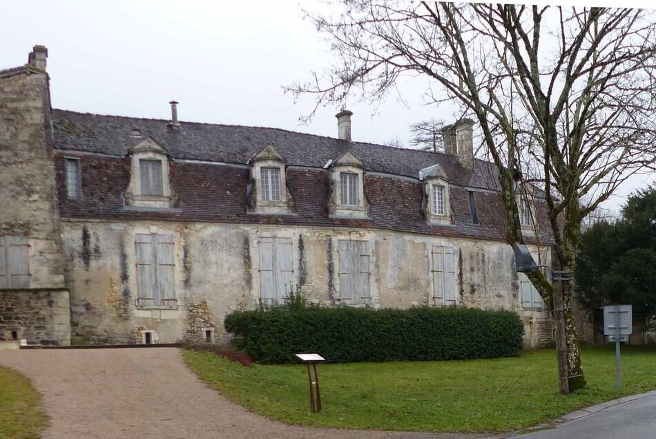 Village de Bouëx.