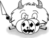 Dessin - Mystik's prépare Halloween