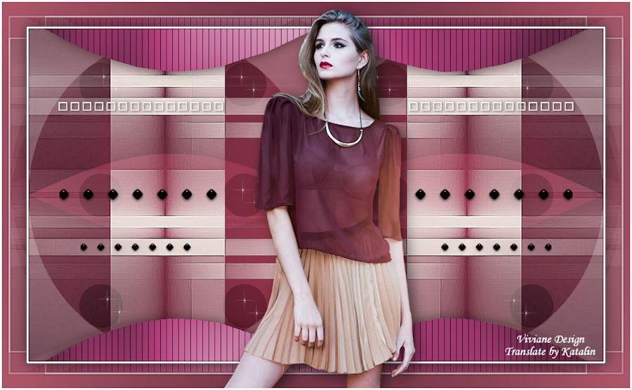 Tutorial Viviane ~  Sandrine