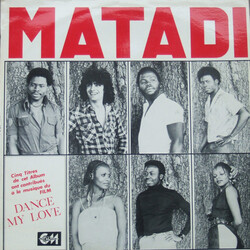Matadi - Dance My Love - Complete LP